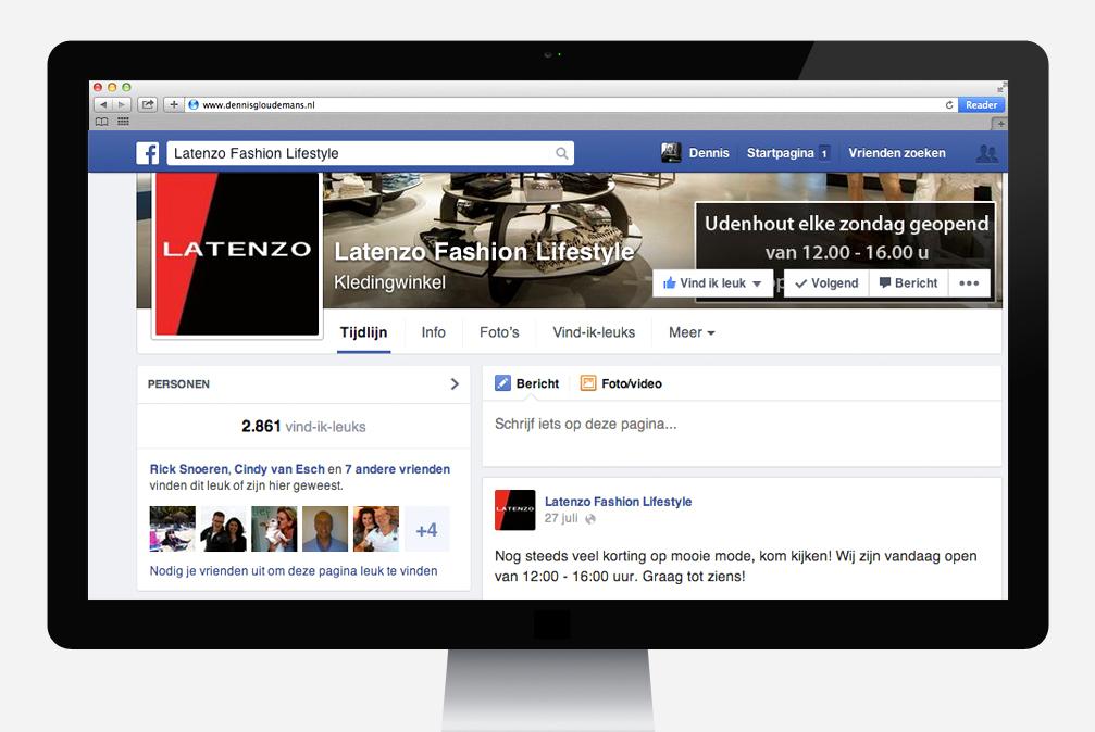 Latenzo-Facebook