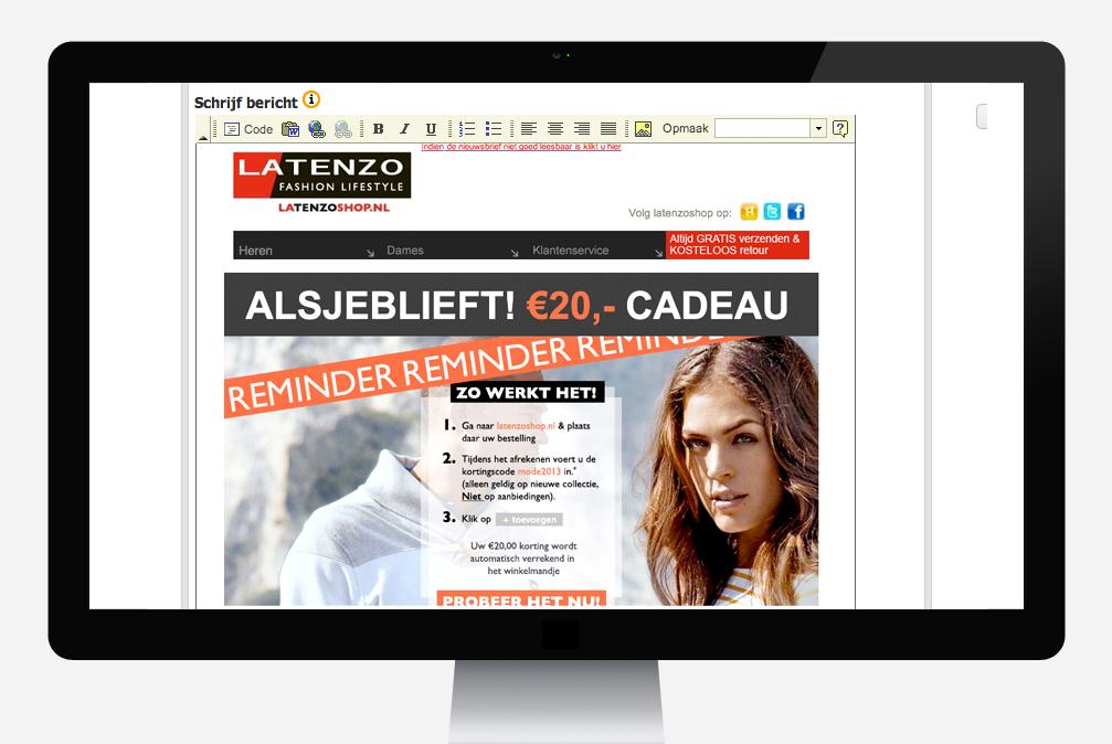 Latenzo-nieuwsbrief