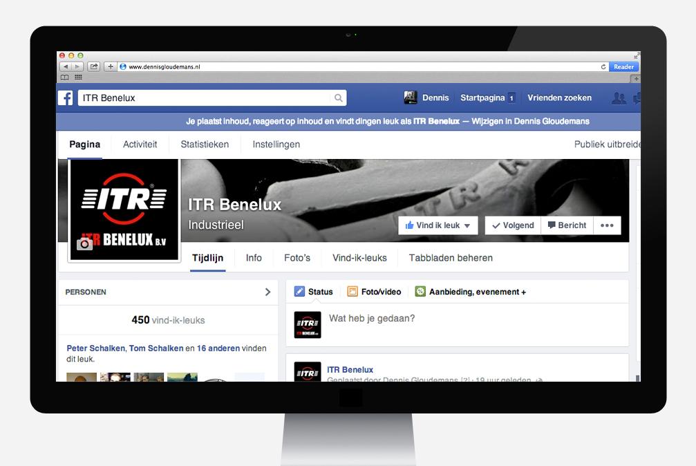 ITR-Facebook